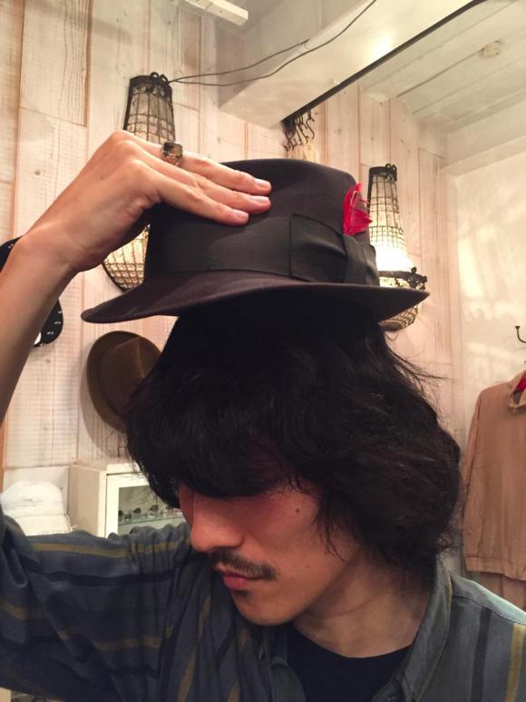 ~Vintage Hats~ beruf.H 6th Anniversary vintage blog