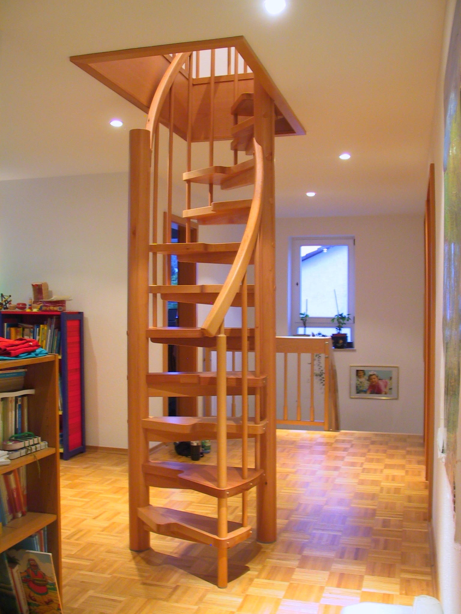 Stair Designs For Small Houses Raumspartreppen Schreinerei Helfrich