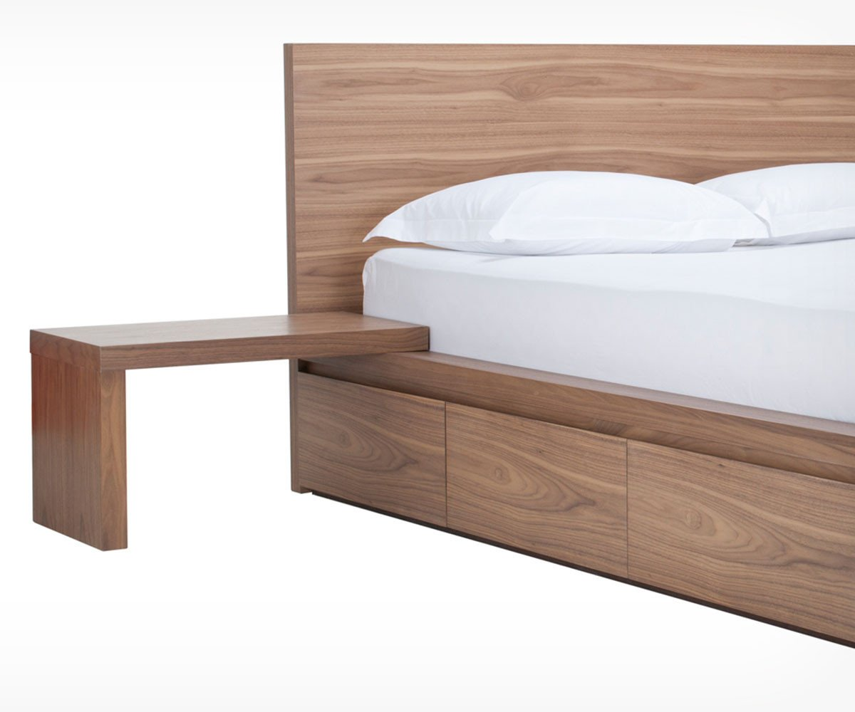 Simple Bed Eq3 Simple Bed L Nightstand Schreiters