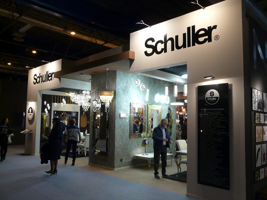 Feria Muebles Madrid Schuller Will Once Again Be Attending The Intergift Fair In