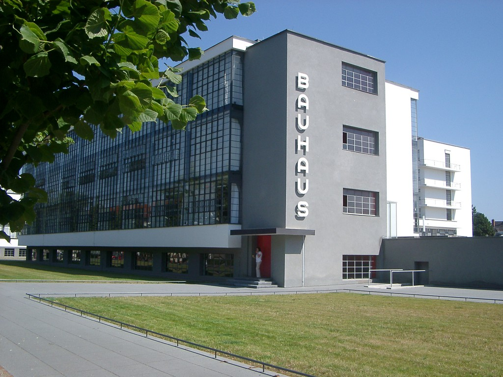 Bauhaus Moebel Architekturstil - Bauhaus