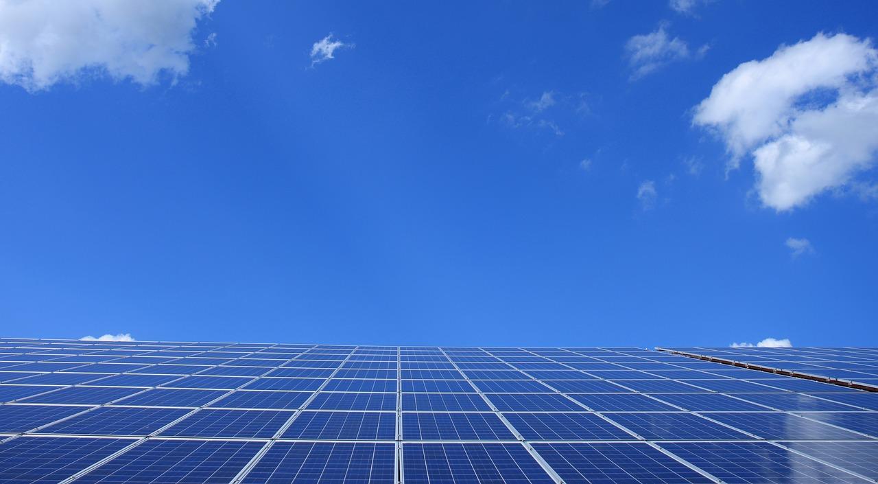 Solar Anlage musk
