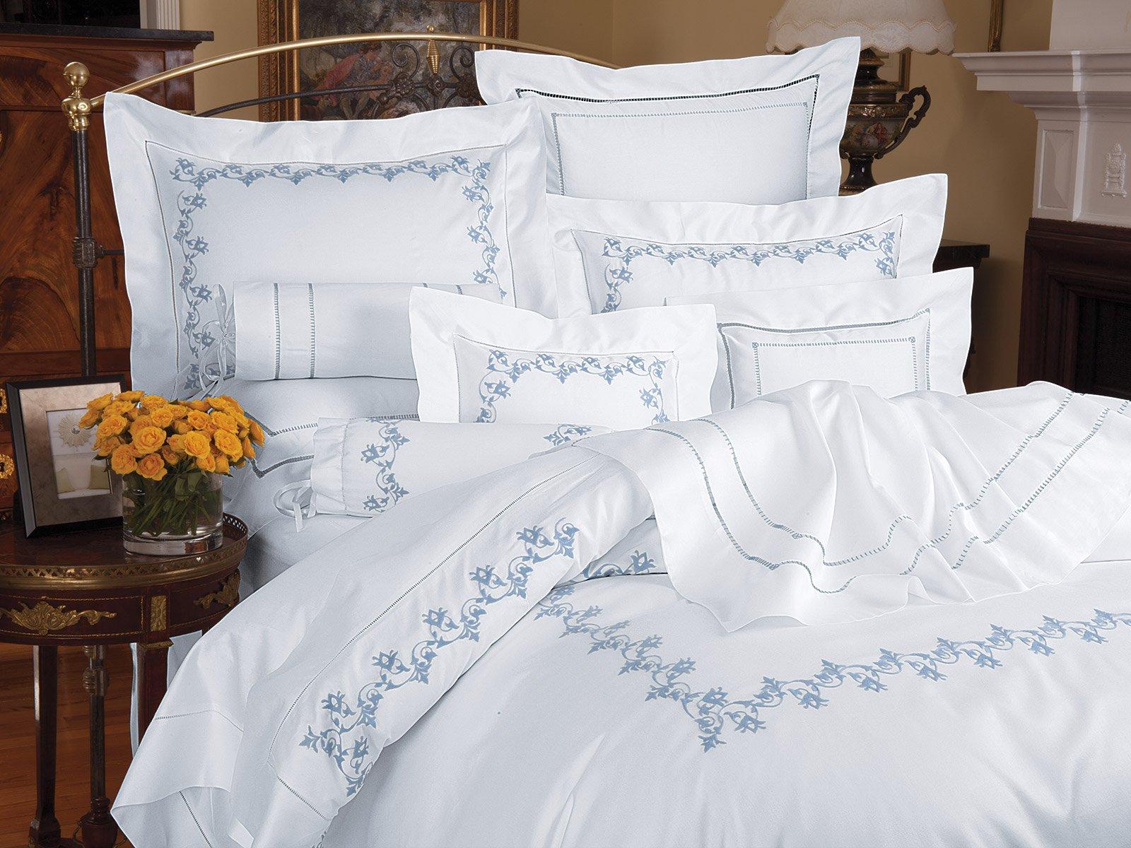 Flowering Vine Luxury Bedding Italian Bed Linens