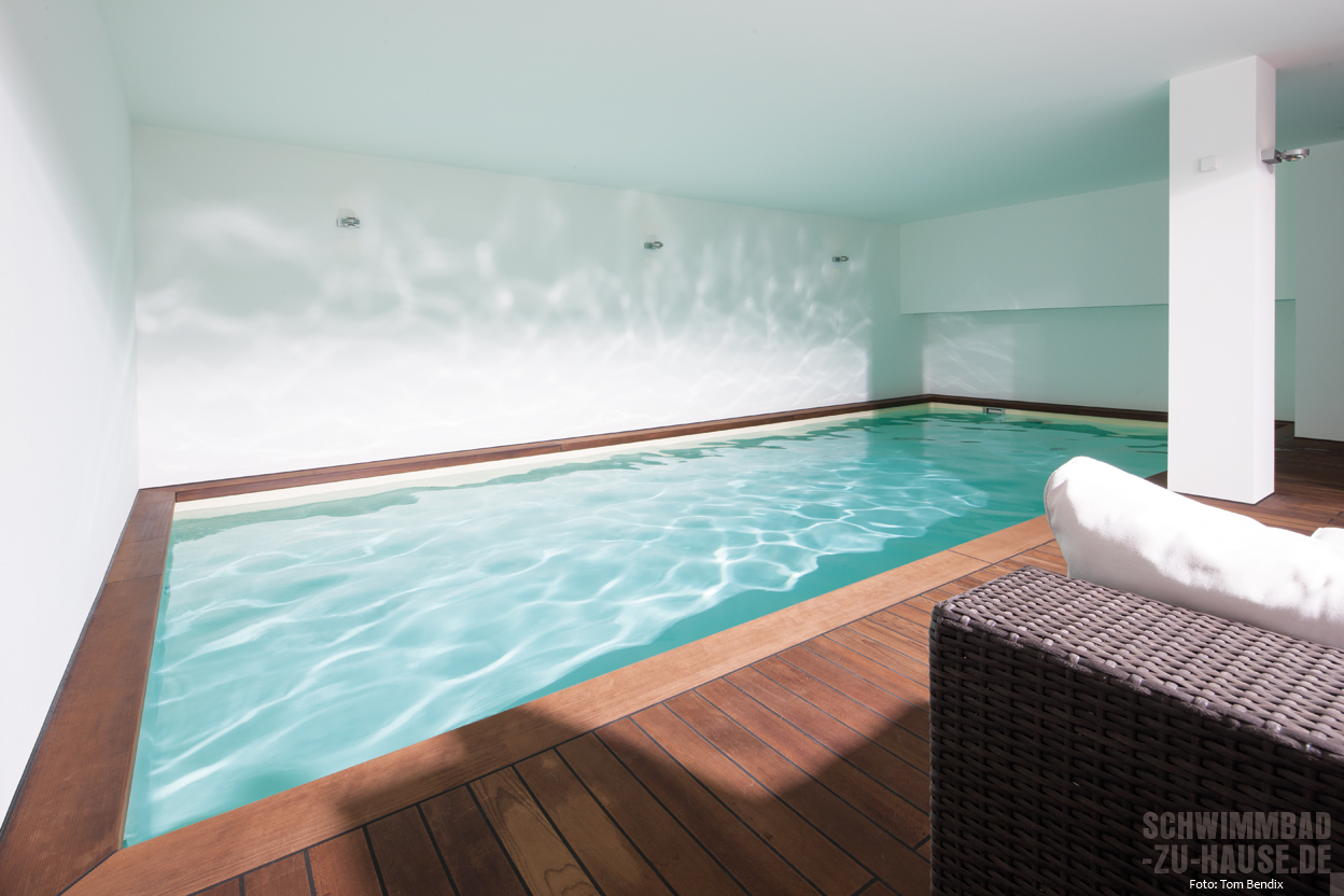 Indoor Pool Bauen Pool Klima