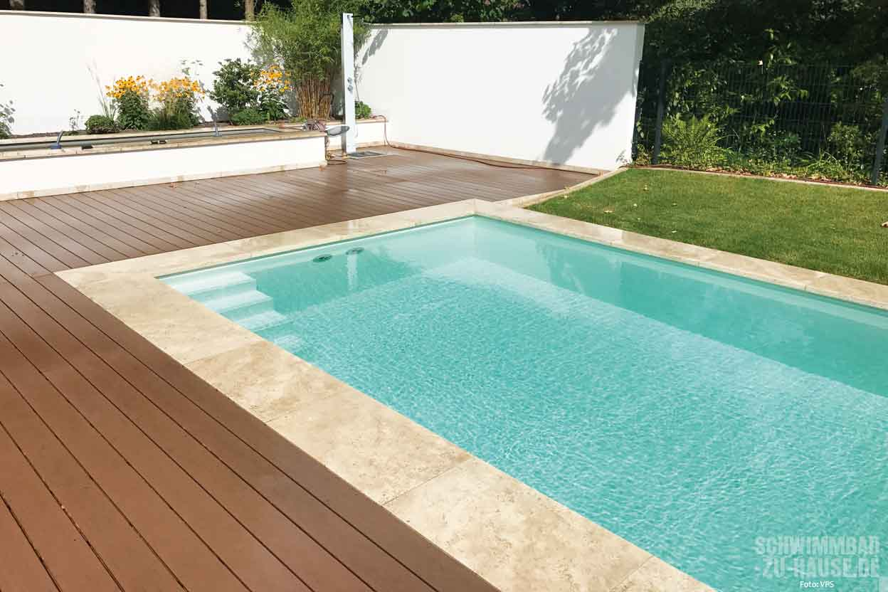 Gfk Pool Ohne Kran Quick And Easy