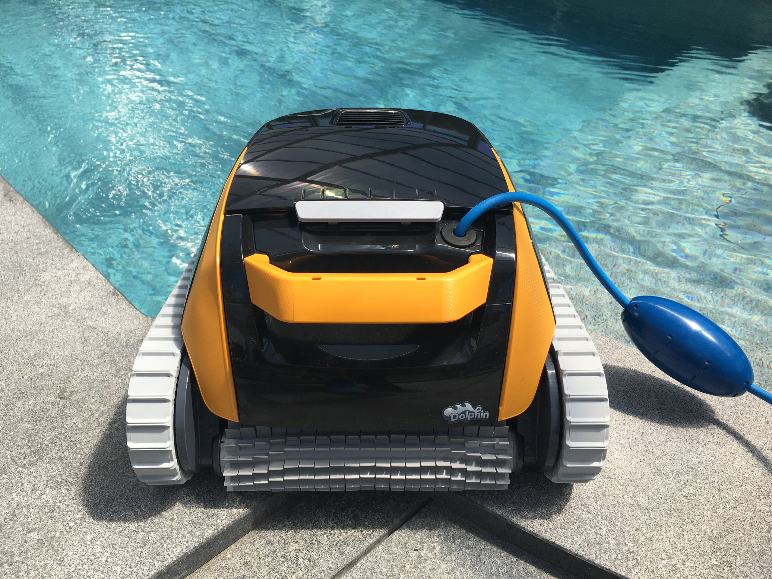 Bodensauger Pool Roboter Poolroboter Poolsauger Dolphin E20 Fkb Schwimmbadtechnik