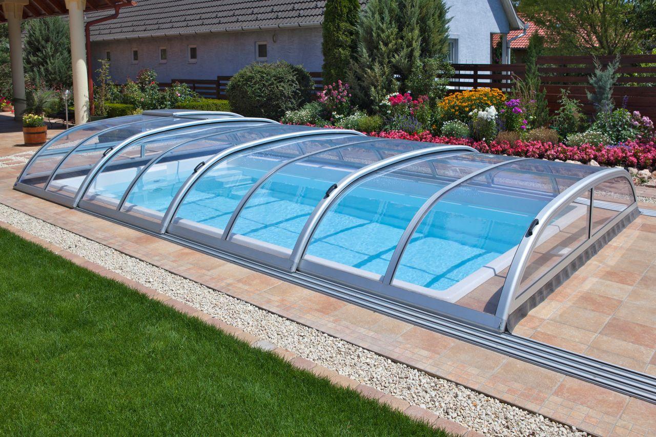 Pool Abdeckung Vergleich Aquacomet Star Pool Uberdachung Fkb