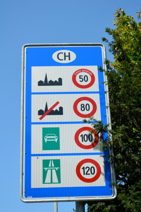 German Highway Signs