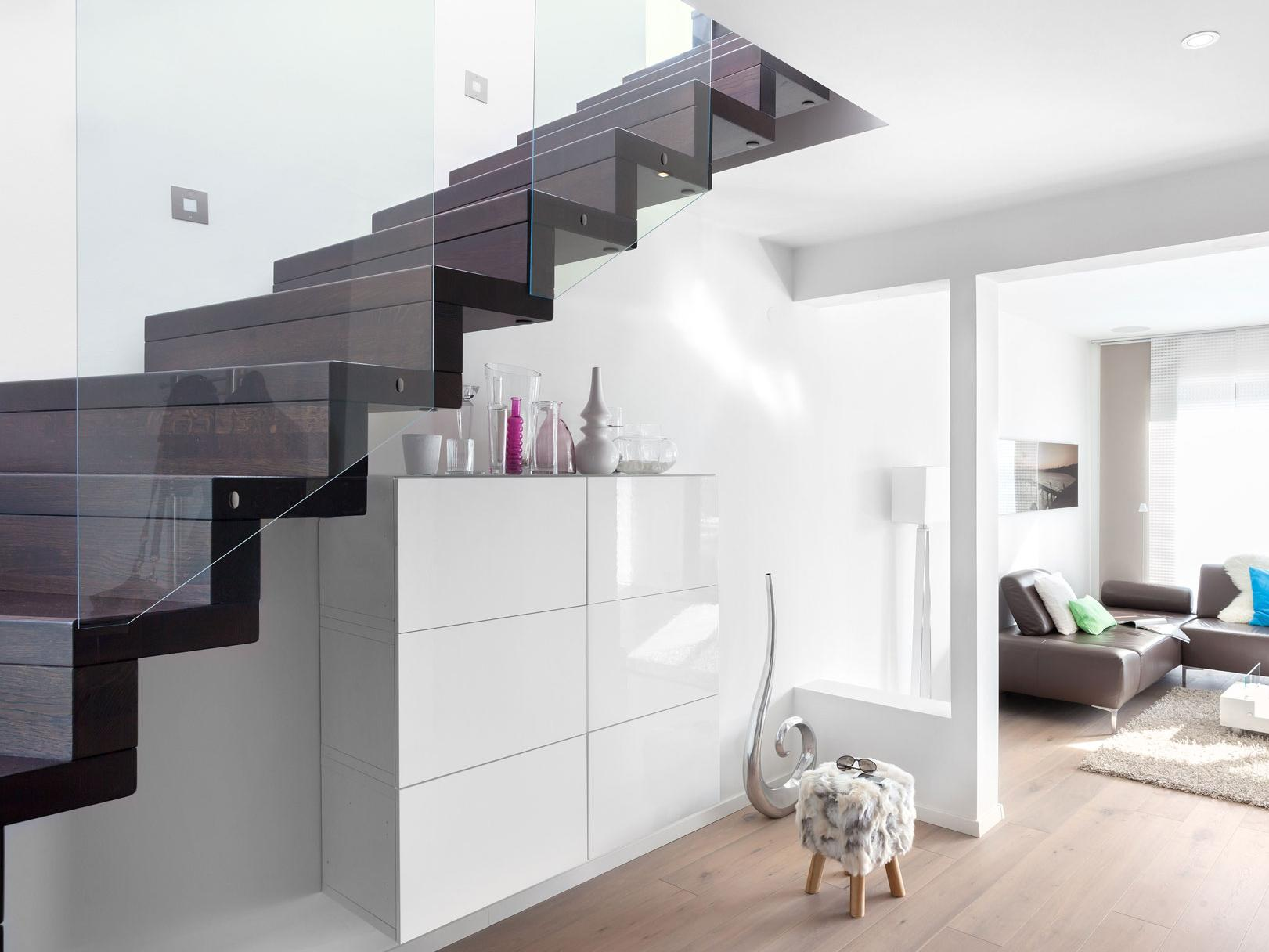 Staircases In Homes Staircases Modern And Timeless Schwoererhaus