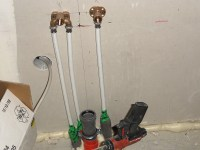 Wasseranschluss | schwoererhausbaublog