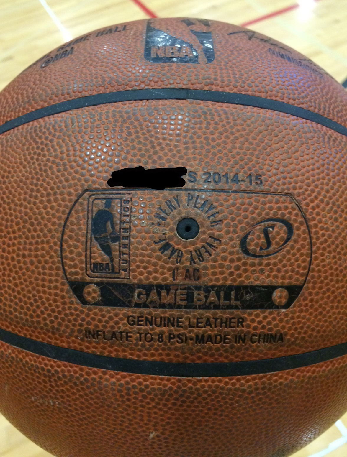 Basketball Ball Does The Nba Use The Same Ball We Can Buy Off The Shelf