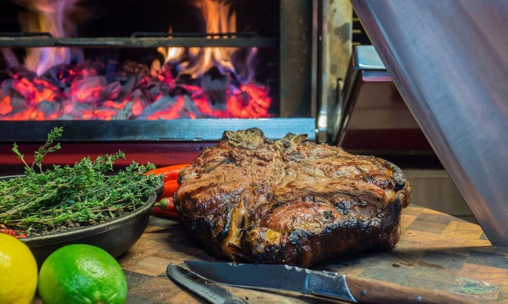 Sciacca Grill Meat balanced diet