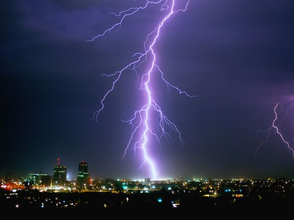 3d Colour Wallpaper Some Truths About Lightning When Thunder Roars Go