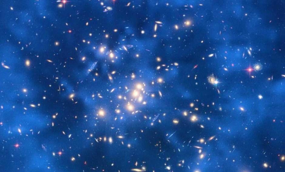 Dark Matter Image: NASA-ESA, 2007
