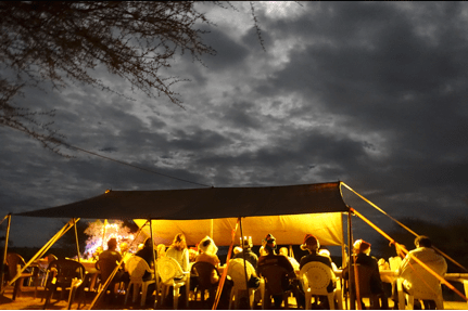 2015 Field Camp, Middle Awash, Christmas 2015