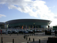 BT convention centre