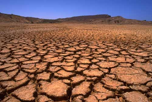 Ancient dry spells offer clues about the future of drought
