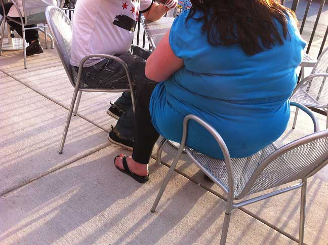 Obesity associated with lower academic attainment in teen girls