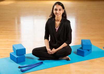 Specialized Yoga Program Could Help Women with Urinary Incontinence