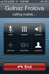 IPhone_Calling_Screen