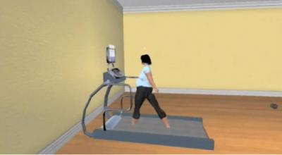 Avatar-based videos might help shed excess pounds