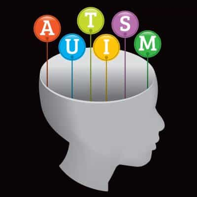 Children with autism learn new words much like others do