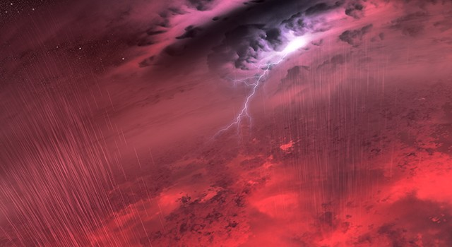 Stormy Stars? NASA's Spitzer Probes Weather on Brown Dwarfs