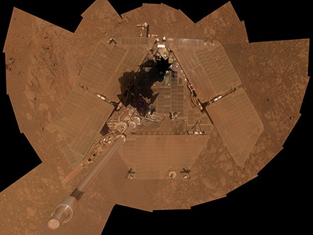 NASA's Opportunity at 10: New Findings from Old Rover