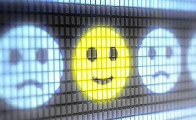 Outgoing behavior makes for happier humans