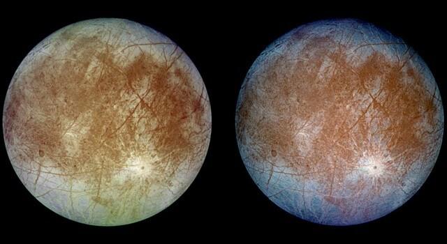 NASA Seeks Ideas for Mission to Oceanic Jovian Moon