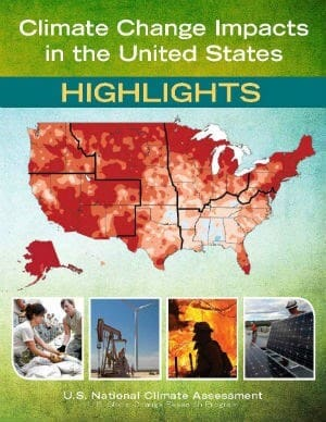 Obama Administration releases Third National Climate Assessment for the United States