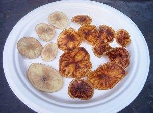 zebra chip potato