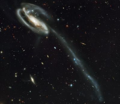 Map of universe questioned; dwarf galaxies don't fit standard model