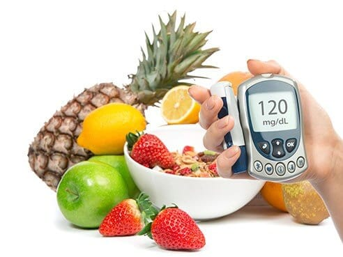Low-carb diet recommended for diabetics