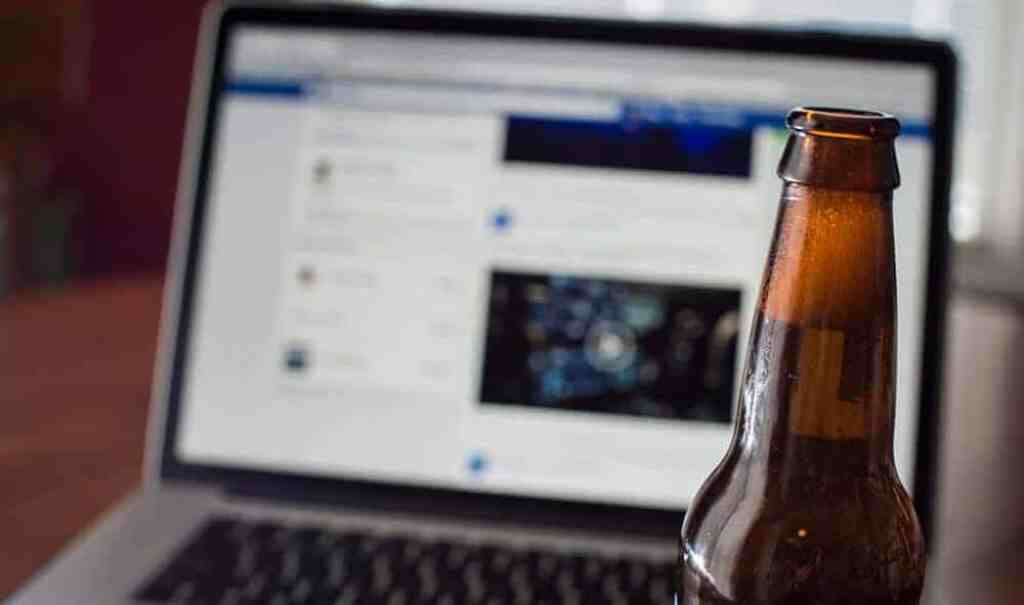 Does alcohol-related activity on Facebook promote drinking?
