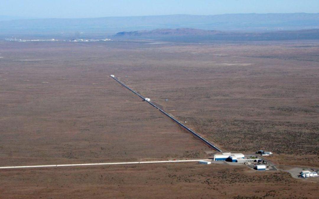 Gravitational waves detected 100 years after Einstein's prediction