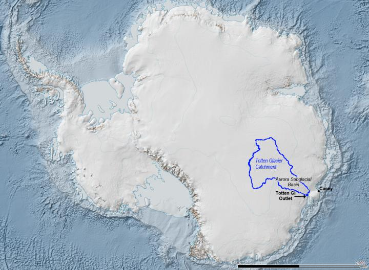 Evidence of repeated rapid retreat of the East Antarctic ice sheet