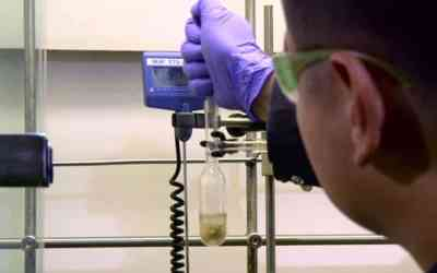 Chemists turn greenhouse gas into hydrogen fuel