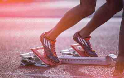 Study: Knees, Hips – But Not Ankles – Power the Fastest Olympic Sprinters
