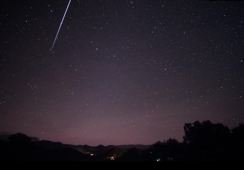 Meteor shower dates