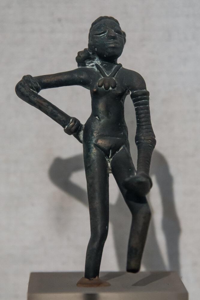 Harappa dancing girl
