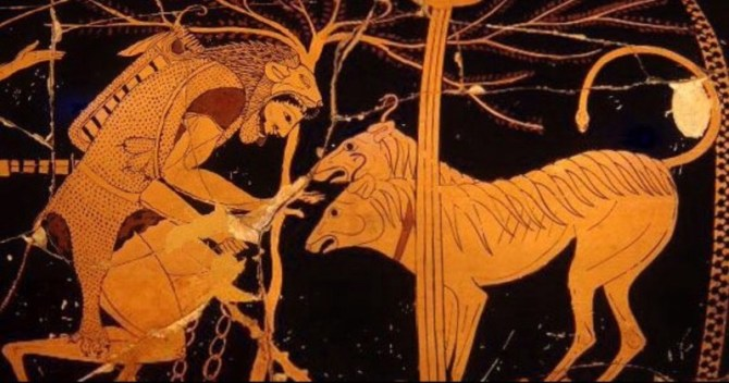 Herakles Ancient Greek art