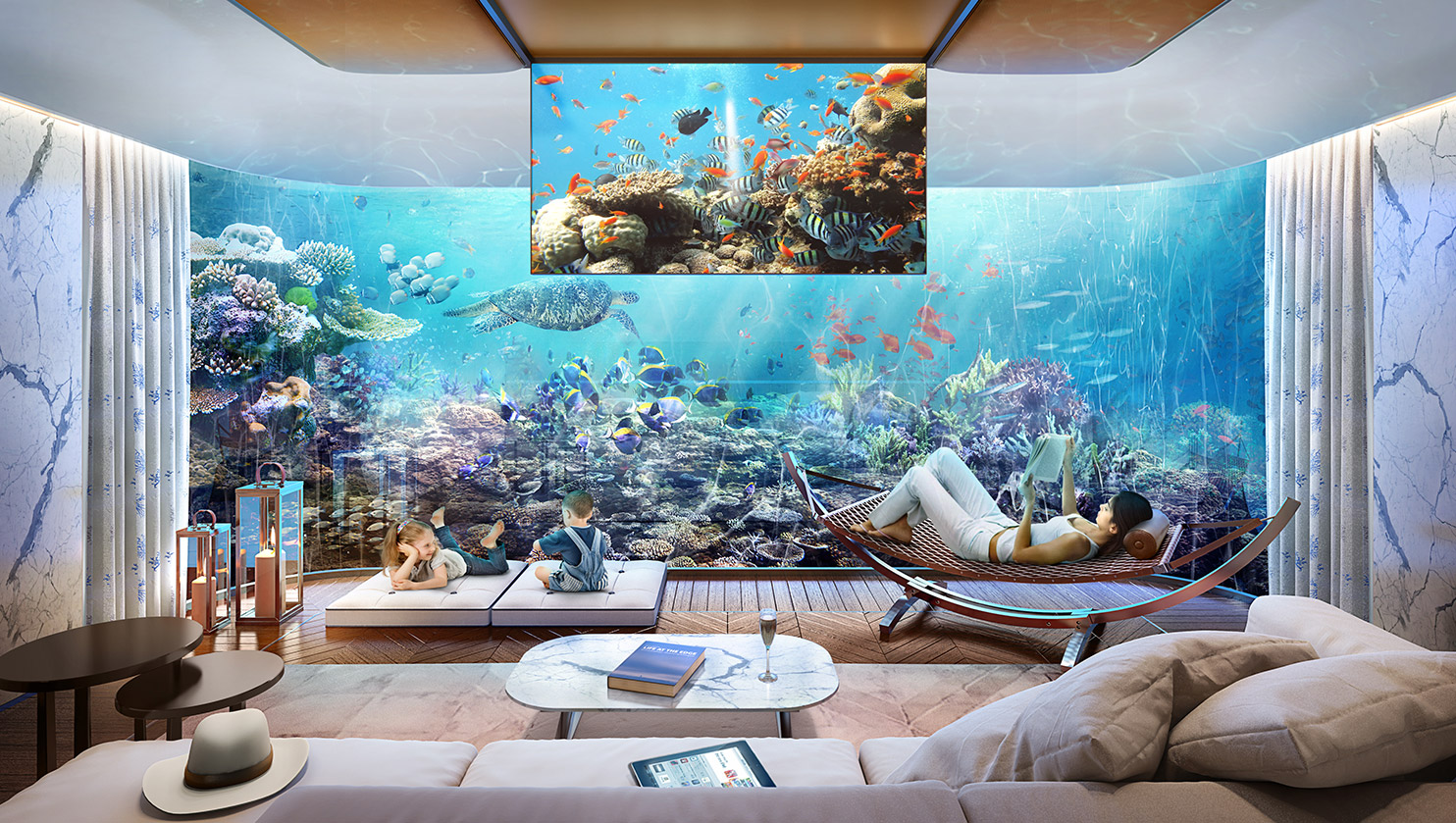 Floating Bedroom Dubais Ultra Cool Floating Homesonly 12 Million