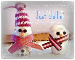 Just-chillin