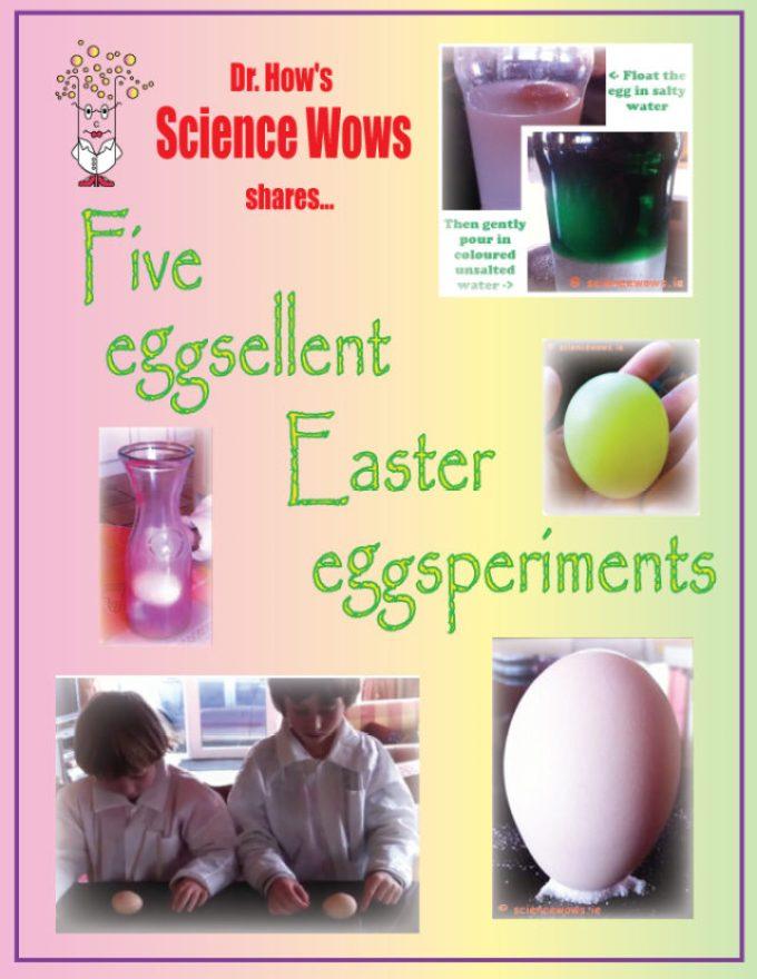 EasterEggsperiments