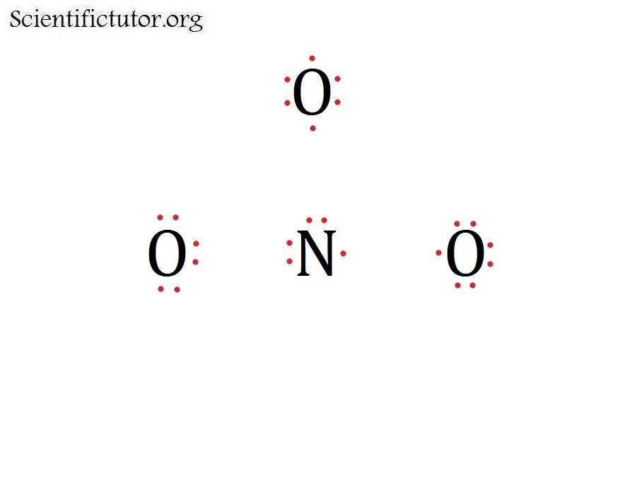 Chem \u2013 Filling in the Valence Electrons of an Electron Dot Structure