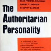 Theodor W. Adorno, La personalità autoritaria