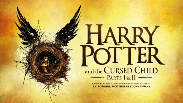 Harry Potter and the Cursed Child Poster. Credit: slasherfilm.com