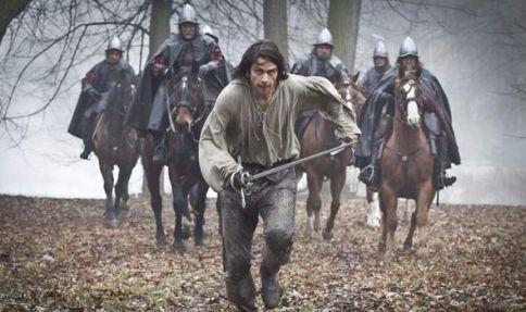 The Musketeers d'Artagnan