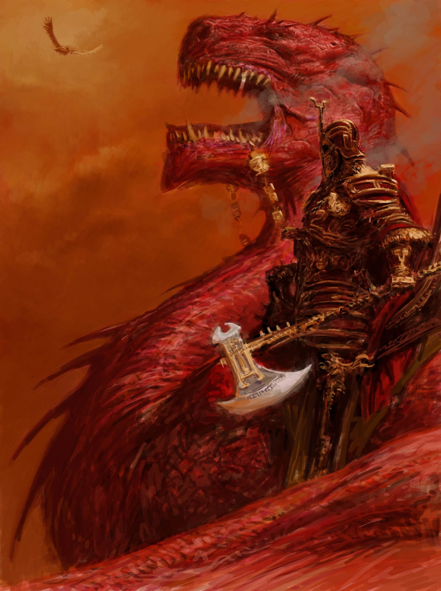 Art Illustration Amazing Fantasy Illustrations By Adrian Smith | Illustrator